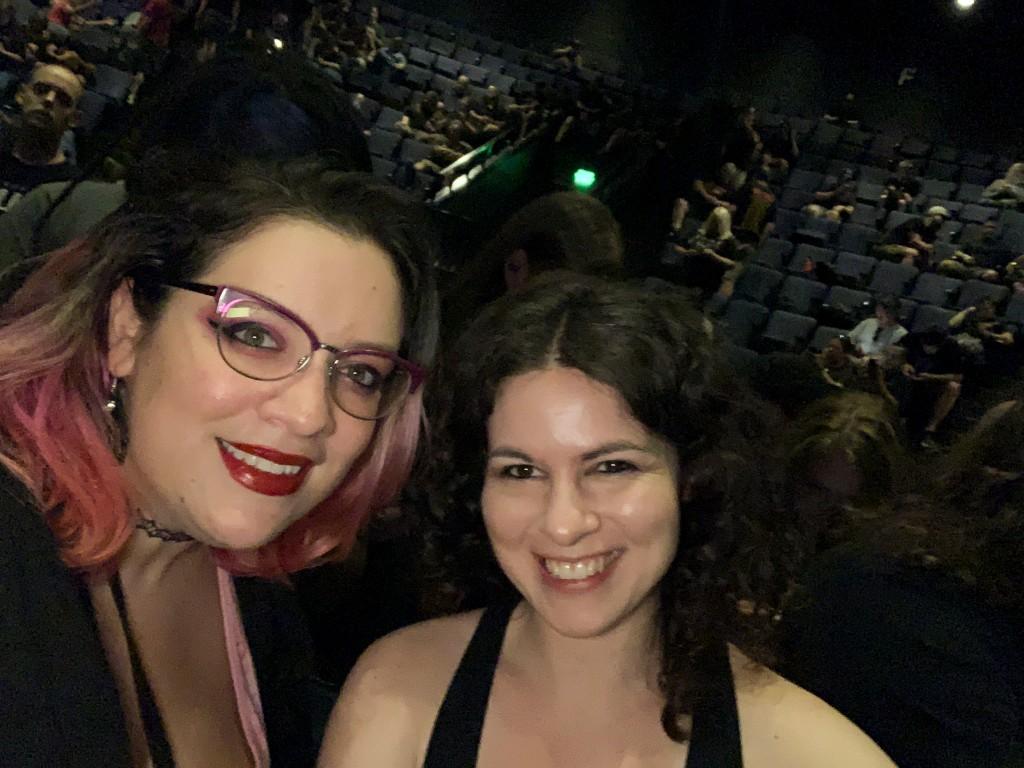 Tamara & Natalie at ProgPower 2019